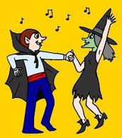 Middle School & High School Costume Dances