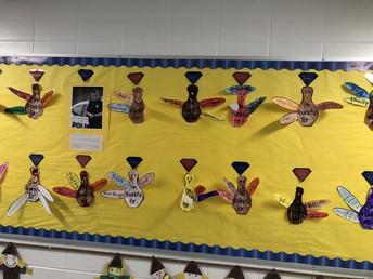More 1st grade turkeys