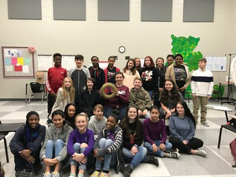 January's Tireless Teacher Award Winner