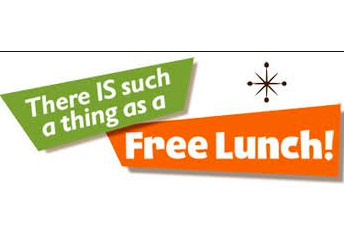 Reminder - Lunch is FREE!