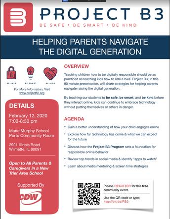 Speaking of SEL - Digital Citizenship & Parenting