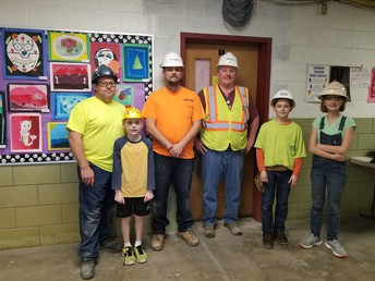 Dress Like a Construction Worker Day!