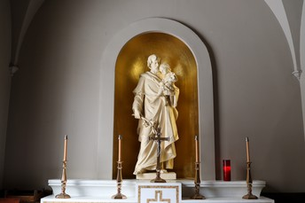 Wonder with St. Joseph