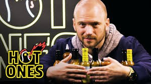 'Hot Ones' Spices up the Classic Interview