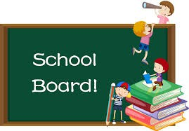 News from the School Board