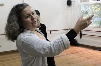 Laura Fiorucci  Ballet - Venezuela