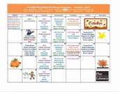 Check Out All the Activities Your Local Library Has To Offer The Month Of October