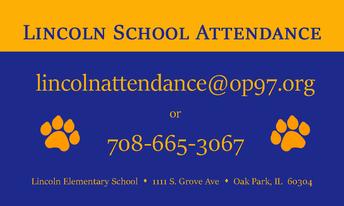 Attendance & Absences