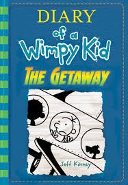 Book cover of Diary of a Wimpy Kid The Getaway