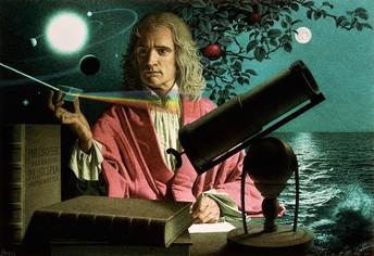 Isaac Newton Facts & Activities