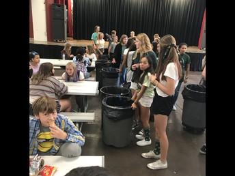 Vikings Helping Vikings Recycle