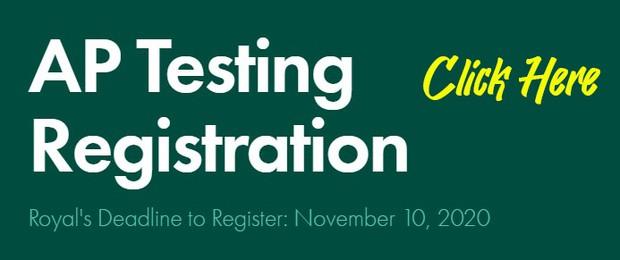 AP Registration Info Link