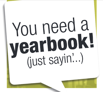 Yearbook Update...Last Chance to Purchase!