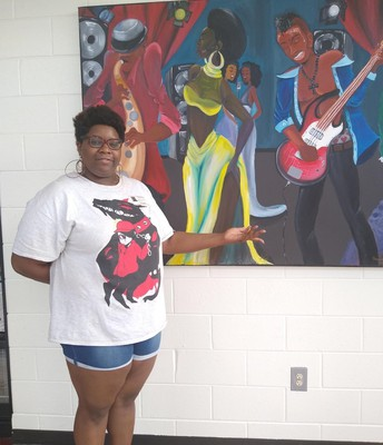 SPOTLIGHT: 2015 TCHS VPA Visual Arts Graduate - Melissa Mims