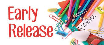 ***Please fill out the form below regarding Early Release Day on AUGUST 31st***