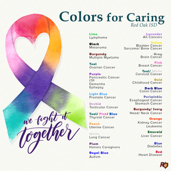 Colors for Caring - Team Madison