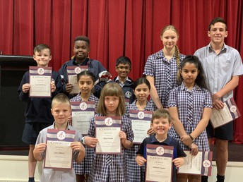 Learner Profile Awards