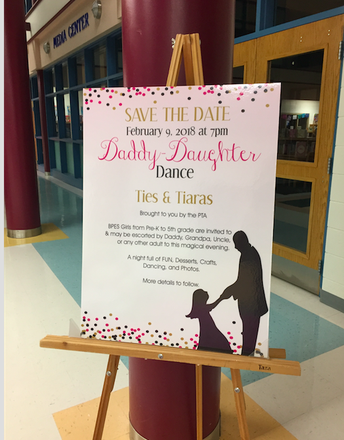 BPES 1st Daddy-Daughter Dance was an AMAZING Event