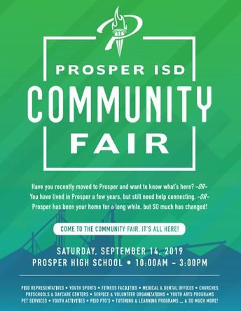 Prosper Community Fair