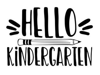 Kindergarten Teacher Page