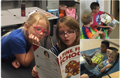 Book Buddies Love Reading Together