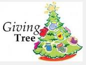 Elementary PTO's Giving Tree