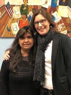Sra. Muñoz, Secretaria