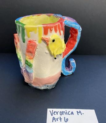 5th Grade - Veronica's Mug