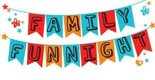 FAMILY FUN NIGHT ~ TONIGHT!!!