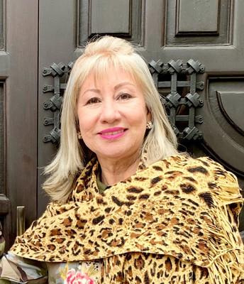 Mrs. Cavazos, Financial Aid Advisor