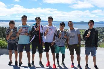 Orientation Camp 2018, Rotorua