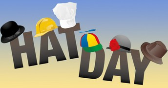 HAT DAY!