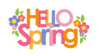 Enjoy Your Spring Vacation!