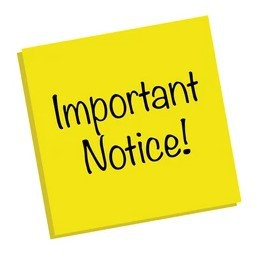 Please Note This Monday February  22, 2021---We have a Schedule Change!!