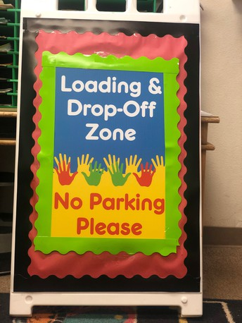 Loading & Parking Drop Off Zone