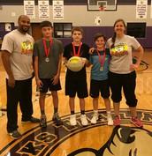 7th Grade Champions - Bunnies