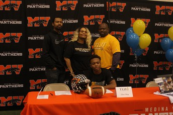 Dante Henry - Football @ Texas Lutheran University