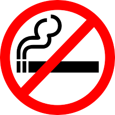 No Smoking on School Property
