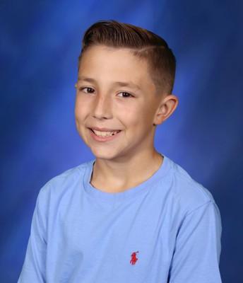 Fifth Grade - Lucas