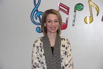 Ms. Jones named Alabama Vocal Association President!