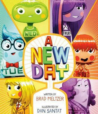 A New Day by Brad Meltzer