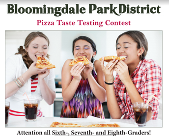 Pizza Taste Testing Contest
