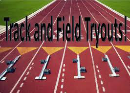 Boys & Girls Track Try-outs