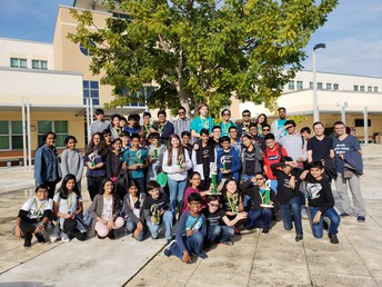 mu alpha theta teams place at suncoast regionals
