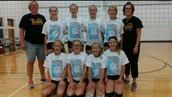 Varsity Girls Volleyball Win Decatur Tournament