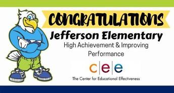 High Achievement & Improving Performance