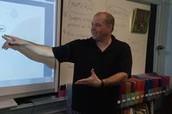 Lee Araoz - Coordinator of Instructional Technology, Lawrence Public Schools