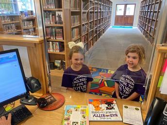 Visit the Springville Public Library!
