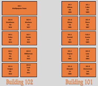 Elementary Buildings (101 & 102)