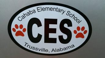 Cahaba Elementary Logo